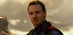 "Michael Fassbender as Magneto/Erik Lehnsherr in ""X-Men: Apocalypse"" (2016)"