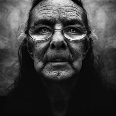 25 Black and White Portraits Of The Homeless By Lee Jeffries