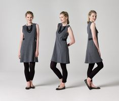 Shift Dress Sewing Pattern by TeachMeFashion on Etsy