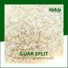 It's amazing to know that #GuarSplit are being imported from India by various countries, like; -	Spain imports 14% approx. -	USA imports tentatively 9%. -	Italy is importing around 7%. And other more countries are importing guar splits from India.
