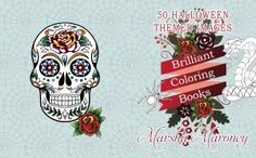 Buyer's Guide: Brilliant Coloring Books: Halloween Edition by Marsha Maroney