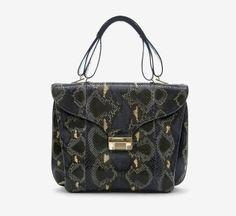 Valentino Blue And Multicolored Handbag