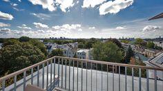 Penthouse mit Dachterrasse und fantastischem Alsterblick | Hamburg / Pöseldorf | BKT – FINEST REAL ESTATE