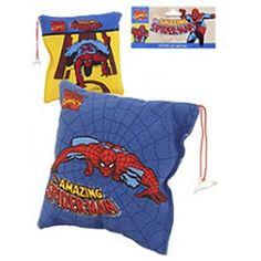 cojin spiderman 14