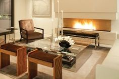 Glass House Coffee Table © Magni Home Collection