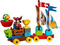 Kjøp LEGO Duplo, Veddeløp på stranden - fra Lekmer.no
