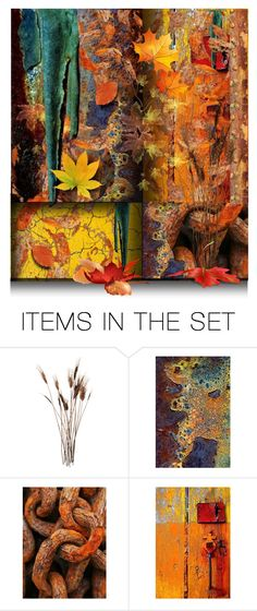 """""""The Rusts of Autumn"""" by bb60477 ❤ liked on Polyvore featuring art"""