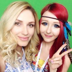Я и Наташенька
