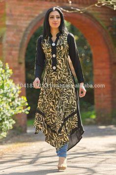 ladies kurta style
