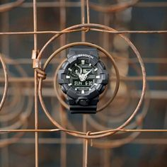 G-Shock Watches by Casio - the ultimate tough watch. Water resistant watch, shock resistant watch - built with uncompromising passion. New G Shock, G Shock Mudmaster, Watches Online, Casio Watch, Digital Watch, Three Dimensional, Watches For Men, Models, Black