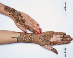 Mehndi Designs For Bridal Eid Party Stylish Hands pdf 9
