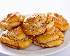 """Try the classic Swedish cinnamon bun today, and immerse yourself in the traditional Swedish coffee ceremony called """"fika""""."""