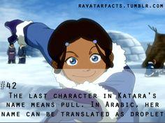 Avatar Fun Fact.