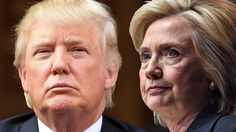An Ugly Presidential Race Gets Uglier: Donald Trump and Hillary Clinton Trade Insults Over Accusations of Bigotry and Racism Election Us, Donald Trump Hillary Clinton, Presidential Polls, 2 Chronicles 7 14, Reportage Photo, Political News, Political Issues, Presidents, Politics