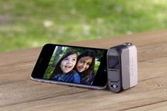 Introducing the 'DxO ONE', a pocket-sized camera that can be attached on an iPhone or iPad, producing DSLR-quality photos with its. Mcdonalds, Android Camera, Photo Software, Camera Rig, First Iphone, Raw Photo, New Shape, Smartphone, Polaroid Film