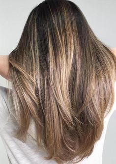 Ombre, Bronding and Balayage Hair Ideas and Color Choices for 2018 — TheRightHairstyles