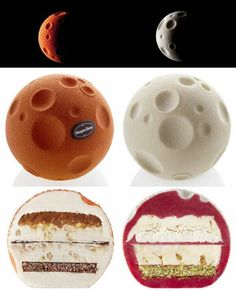 ICE MOON by Doshi Levien  for Häagen-Dazs