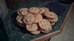 After 20 years I think I've perfected the family chocolate chip cookie recipe [OC]