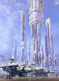 3d Worlds by Stefan Morrell