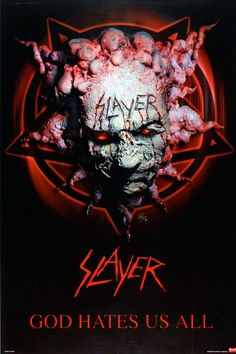 Get your Slayer merch HERE! With the recent passing of Slayer guitarist Jeff Hanneman (January 31, 1964 – May 2, 2013), it seemed only appropriate to put together a retrospective of skull-themed Slayer art. Hanneman was perhaps best known as a founding member of the band and the author of numerous of their most popular(...)