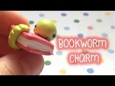 ▶ Bookworm Charm Tutorial (Back To School) - YouTube