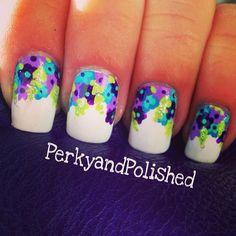 perkyandpolished #nail #nails #nailart
