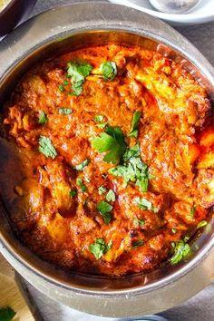 Pulled Chicken Tikka Masala (paleo) |sannaspaleo.se