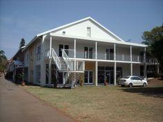 Arts Block Pavilion, Entrance, Garage Doors, Shed, Outdoor Structures, School, Outdoor Decor, Girls, Home Decor