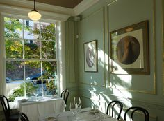 Washington Social Diary | New York Social Diary Chez Billy Sud Georgetown French restaurant great food wine & ambiance many charms a must delight!