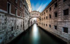 Bridge of Sighs by guerel sahin on 500px