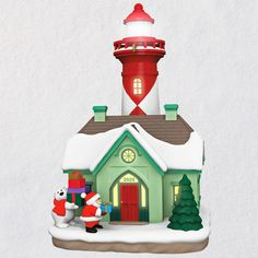 Holiday Lighthouse 2020 Ornament With Light - Keepsake Ornaments - Hallmark $24.99