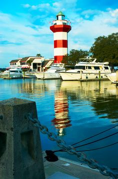 Spending the evening at Salty Dog Cafe in Hilton Head Island, South Carolina