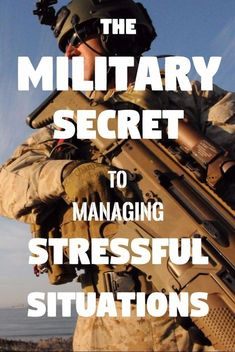 Box Breathing: The Military Secret To Managing Stressful Situations