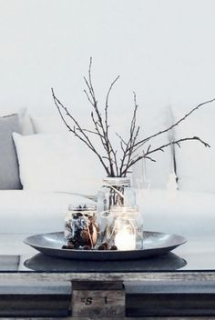 Have you heard of Hygge before? Hygge is the Danish way of life. It's all about embracing warmth and coziness and enjoying the simple things in life. Noel Christmas, Simple Christmas, Winter Christmas, Christmas Crafts, Xmas, Christmas Coffee, Natural Christmas, Christmas Candle, Beautiful Christmas