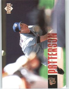 2006 Upper Deck 490 John Patterson - Washington Nationals (Baseball Cards) -- Check out this great product.