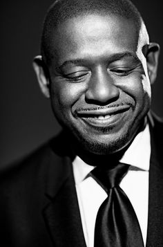 Forest Whitaker (1961) - American actor, producer and director. Photo © Ian Derry