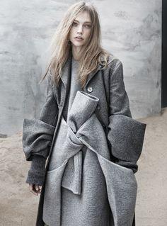 Grey Coat Editorial www.pho-london.com