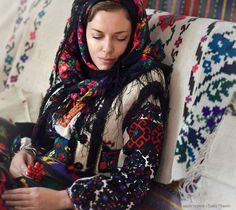 Ukrainian folklore is as beautiful as in other Slavic cultures, however what makes a difference now is a skilled group of Ukrainian photographers and stylist made the most amazing Slavic themed photo set ever.