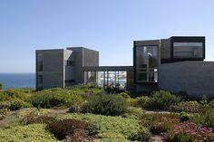 dom z betonu, piękny