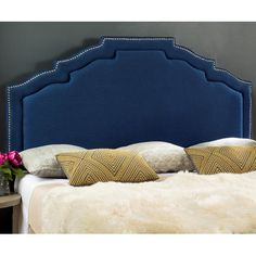 Found it at Wayfair - Alexia Upholstered Headboard