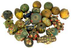 Phoenician Beads