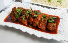 Spicy Kewra Chicken - www.afeliaskitchen.com