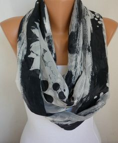 Infinity Scarf Shawl Circle Scarf  Loop  Scarf Gift by anils, $16.00 -my next purchase :)