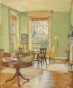 Marie-Louise Roosevelt Pierrepont - The Green Room | Flickr - Photo Sharing!