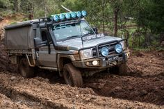 Brunswick is BIG tyre country rubber and a 2 inch lift and winches with all other recovery gear is a minimum requirement in winter. Tent Camping, Camping Hacks, Pick Up, Landcruiser 79 Series, Survival Fishing, Expedition Truck, Car Camper, Bobe, Small Cars