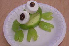 Fruity Frog for Frog Unit