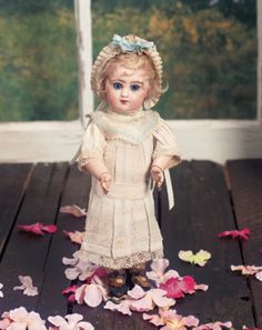 First Blush: 202 Rare Bebe,Size 1,by Douillet for Jumeau