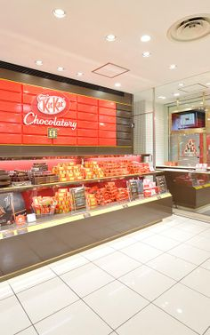 Crazy For KitKat, The Japanese Now Have Their Own KitKat Store, And KitKat Flavors | Co.Create | Creativity + Culture + Commerce