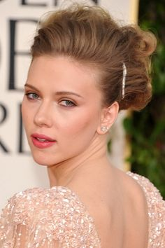 Scarlett Johansson, Wedding Hairstyles, Sexy Hair, Celebrity Hairstyles