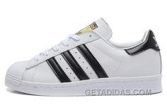 differently f6c5d 1ff95 Soldes Selection De Plats Chauds De Femme Homme Adidas Superstar 80s DLX Or  Logo Blanche Noir Baskets Paris Christmas Deals TSDfSXj, Price   70.00 -  Adidas ...